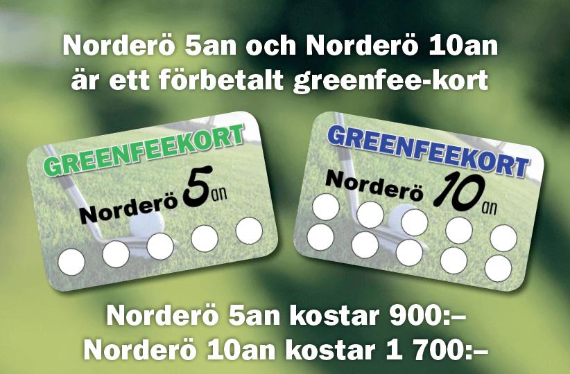 Norderö 5:an och 10:an