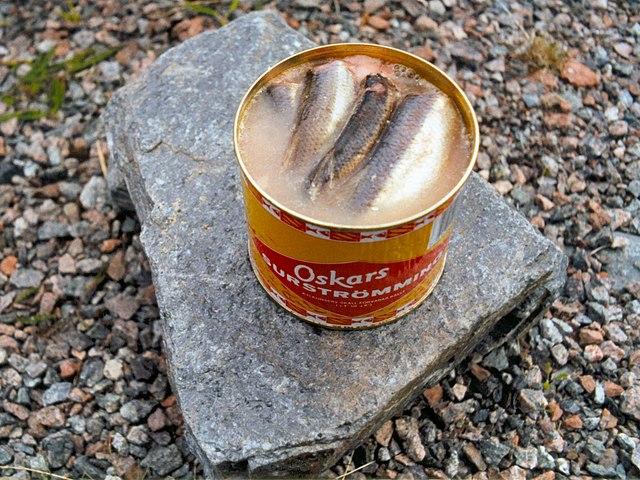 Inbjudan till Surströmmingsgolfen